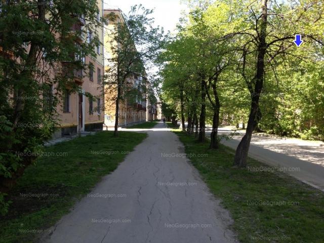 Адрес(а) на фотографии: Суворовский переулок, 11, 14, 15, Екатеринбург