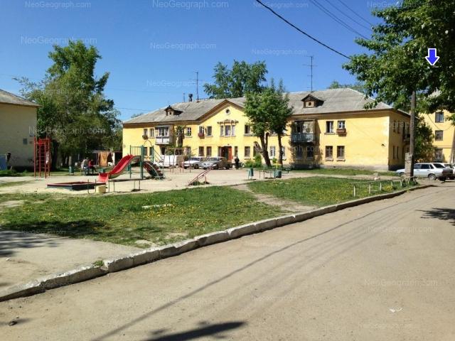 Адрес(а) на фотографии: Черниговский переулок, 21, 23, Екатеринбург