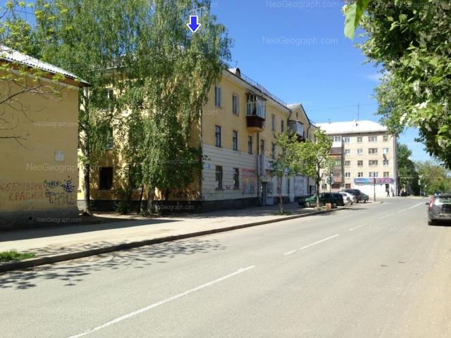 Адрес(а) на фотографии: Черниговский переулок, 19, 23, Екатеринбург