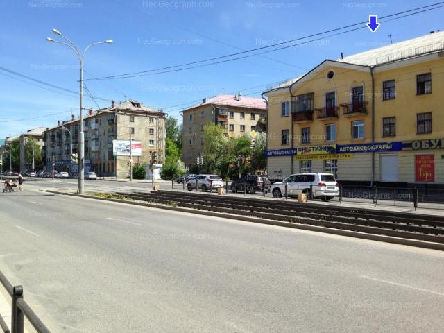 Адрес(а) на фотографии: Черниговский переулок, 10, 23, Екатеринбург