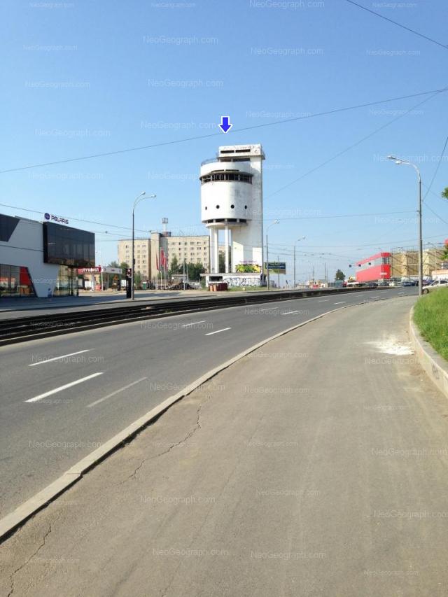 Адрес(а) на фотографии: улица Бакинских Комиссаров, 2, 2а лит1, 4, Екатеринбург