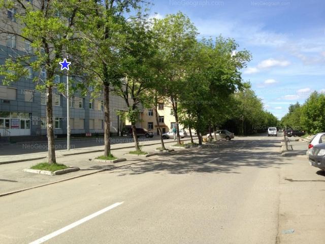 Адрес(а) на фотографии: Суворовский переулок, 5, 5В, Екатеринбург