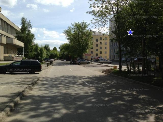 Адрес(а) на фотографии: Суворовский переулок, 3, 4, 5В, Екатеринбург