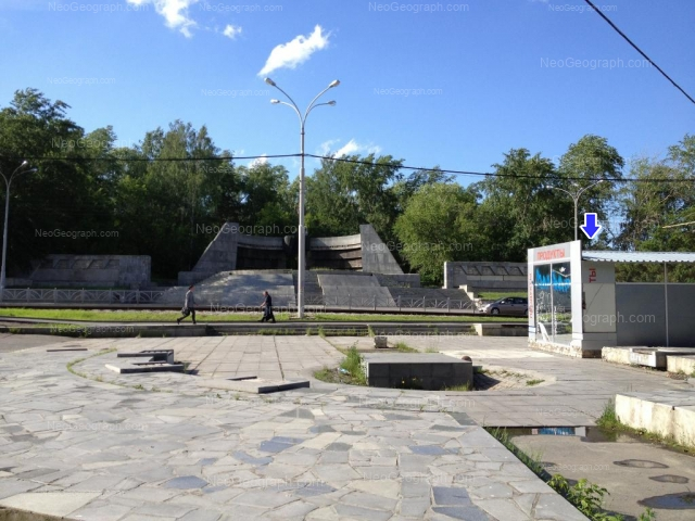 Адрес(а) на фотографии: улица Радищева, 55Б, Екатеринбург