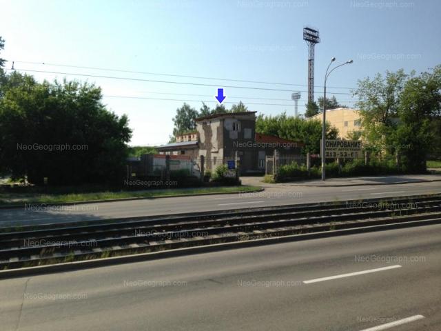 Адрес(а) на фотографии: улица Бакинских Комиссаров, 6, 10А, Екатеринбург