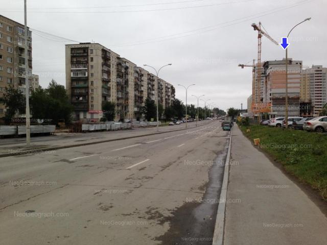 Адрес(а) на фотографии: улица Бакинских Комиссаров, 58, 101, Екатеринбург