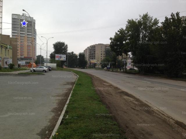 Адрес(а) на фотографии: Шефская улица, 93 к1, 108, Екатеринбург