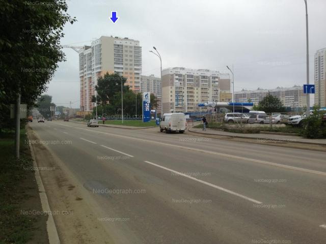 Адрес(а) на фотографии: Шефская улица, 106, 108, Екатеринбург