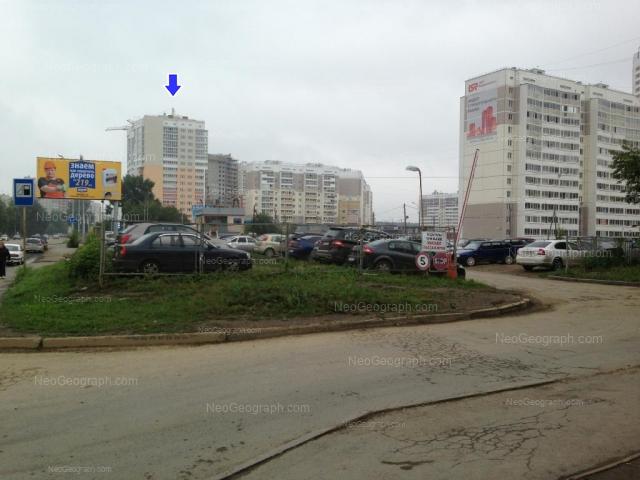 Адрес(а) на фотографии: Шефская улица, 102, 108, Екатеринбург