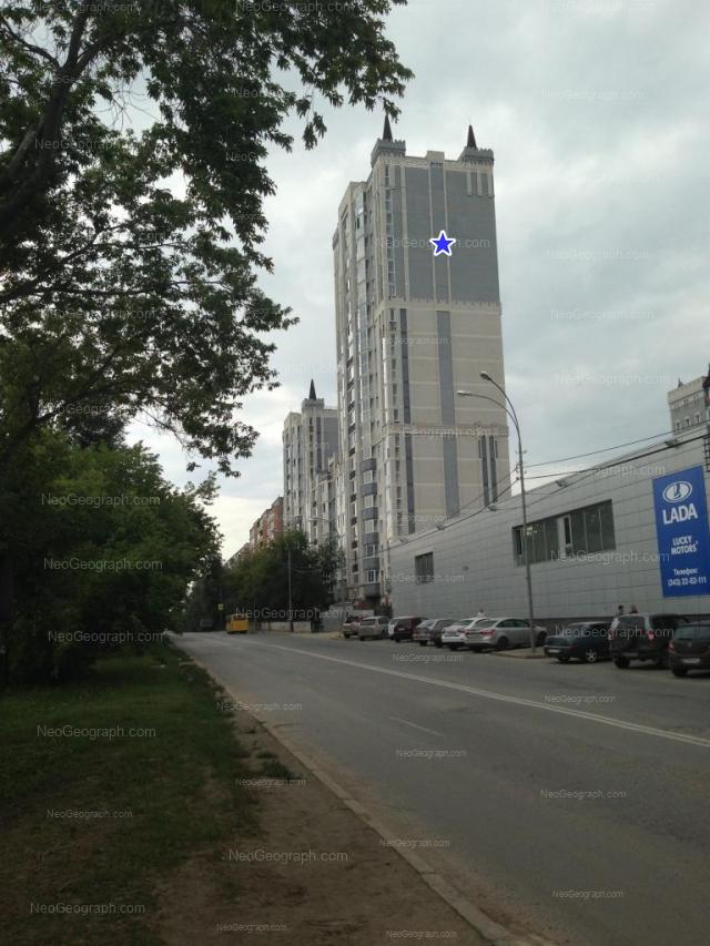 Адрес(а) на фотографии: Селькоровская улица, 36, Екатеринбург