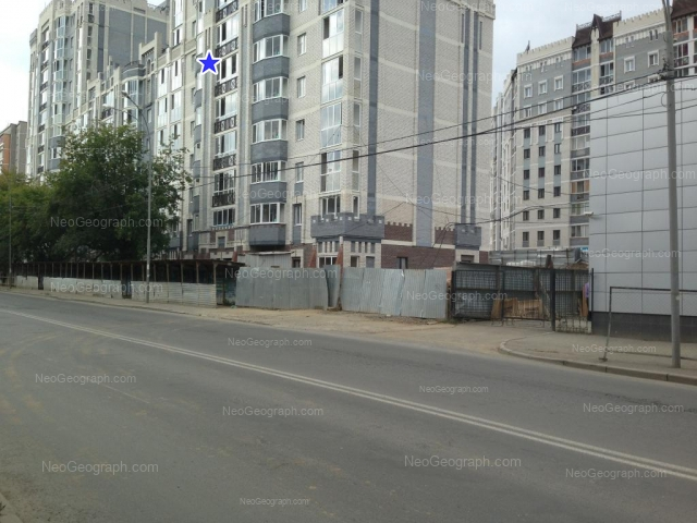 Адрес(а) на фотографии: Селькоровская улица, 34, 36, Екатеринбург