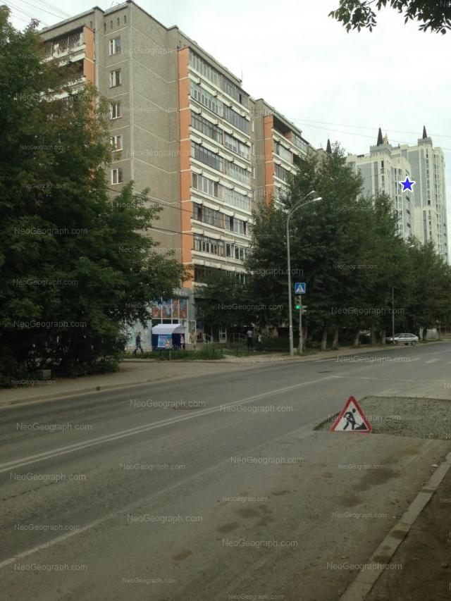 Адрес(а) на фотографии: Селькоровская улица, 36, 38, Екатеринбург