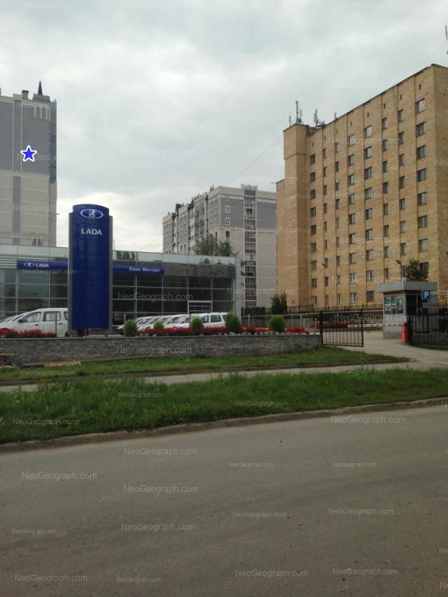 Адрес(а) на фотографии: Селькоровская улица, 22, 34, 36, Екатеринбург