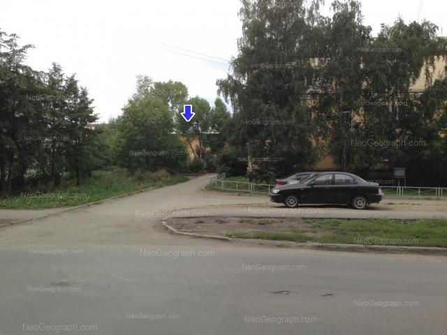 Адрес(а) на фотографии: Агрономическая улица, 6, 8, Екатеринбург