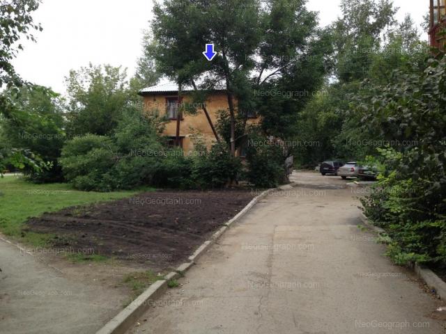 Адрес(а) на фотографии: Агрономическая улица, 8, Екатеринбург