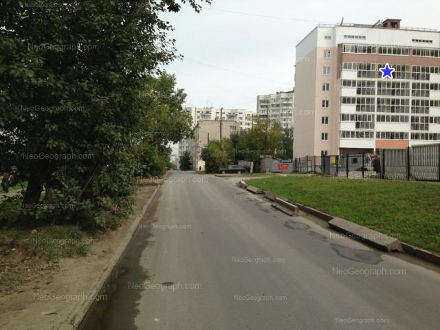 Адрес(а) на фотографии: Нагорная улица, 46, 49, Екатеринбург