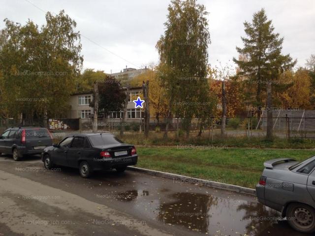 Адрес(а) на фотографии: улица Крауля, 75А, Екатеринбург