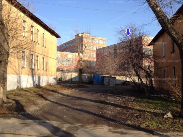Адрес(а) на фотографии: Черкасская улица, 10Е, Екатеринбург