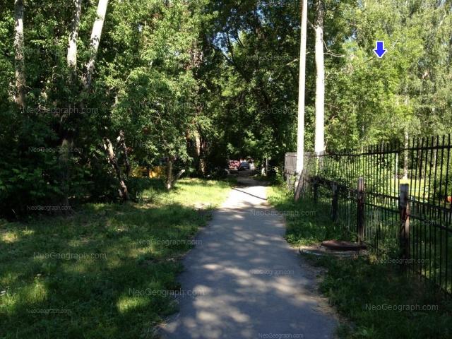 Address(es) on photo: 40-letiya Oktiabrya street, 34А, 36, Yekaterinburg