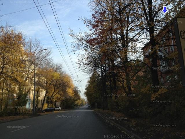 Address(es) on photo: 40-letiya Oktiabrya street, 27, 36, 38, Yekaterinburg