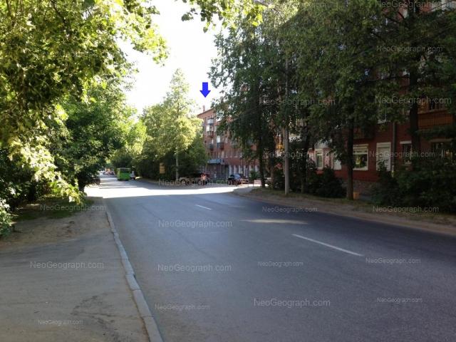 Address(es) on photo: 40-letiya Oktiabrya street, 34, 36, Yekaterinburg