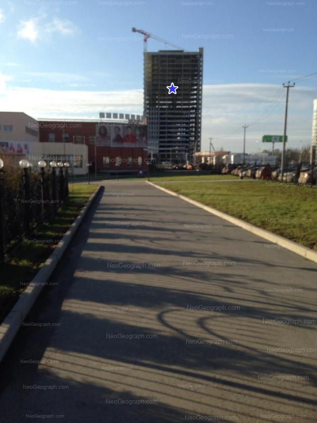 Адрес(а) на фотографии: улица Ткачей, 11, 23, Екатеринбург