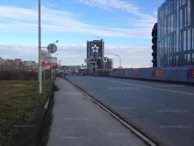 Адрес(а) на фотографии: улица Ткачей, 23, Екатеринбург