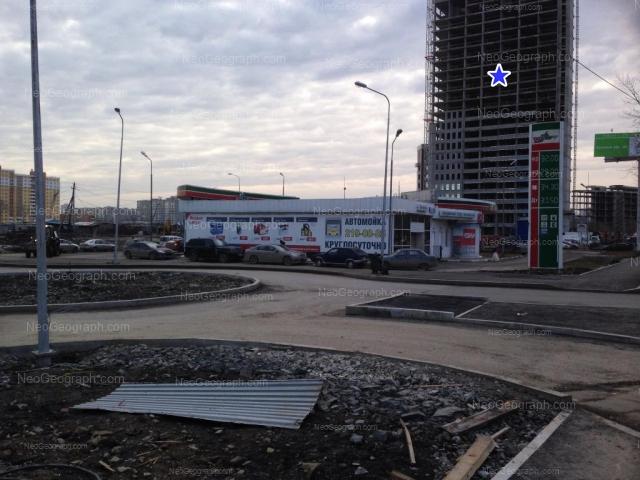 Адрес(а) на фотографии: улица Ткачей, 15, 23, Екатеринбург