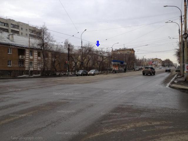 Адрес(а) на фотографии: улица Старых Большевиков, 18, 24, 26, 28, Екатеринбург