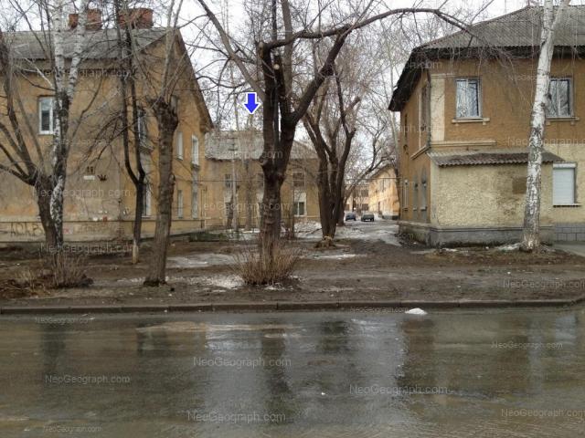 Address(es) on photo: Stachek street, 36, 36А, 36Б, Yekaterinburg