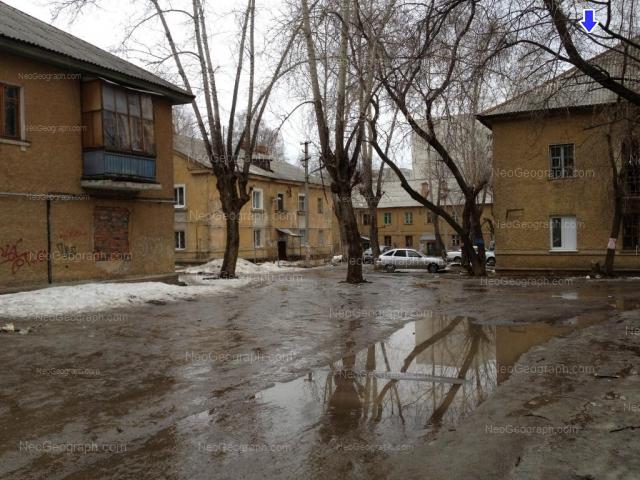 Адрес(а) на фотографии: улица Стачек, 36, 36А, 36Б, 38, Екатеринбург