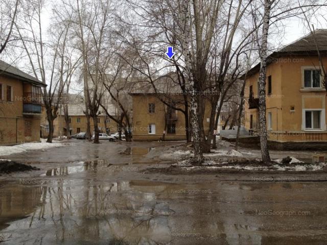 Address(es) on photo: Stachek street, 36, 36А, 36Б, 38, Yekaterinburg