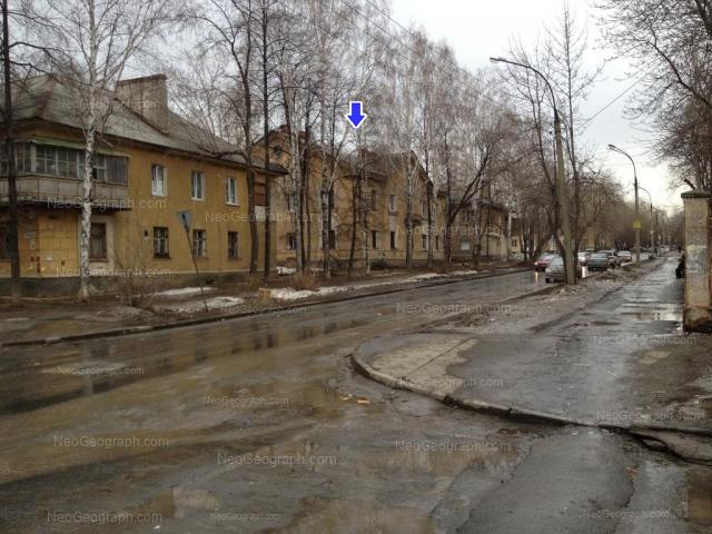 Адрес(а) на фотографии: улица Стачек, 36, 36А, Екатеринбург