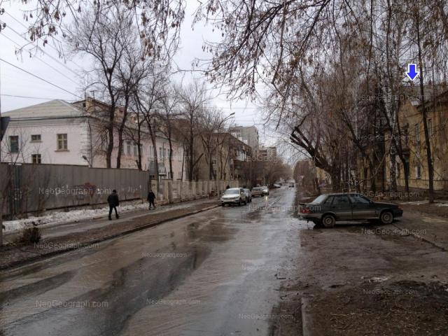 Address(es) on photo: Stachek street, 29, 33, 36А, Yekaterinburg