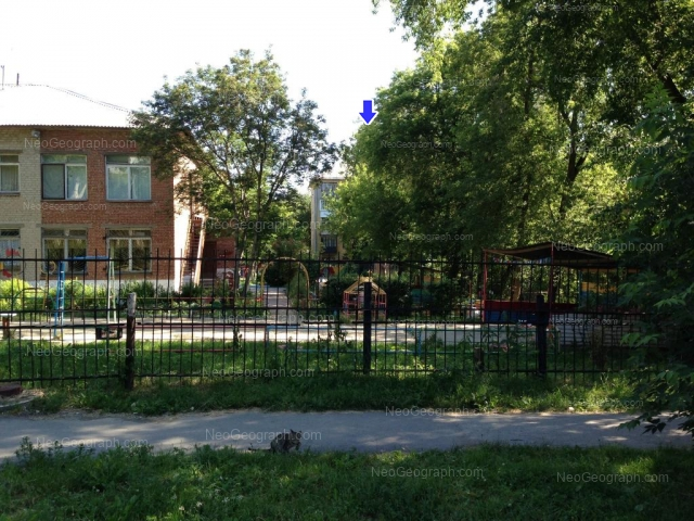 Адрес(а) на фотографии: Социалистическая улица, 7А, Екатеринбург