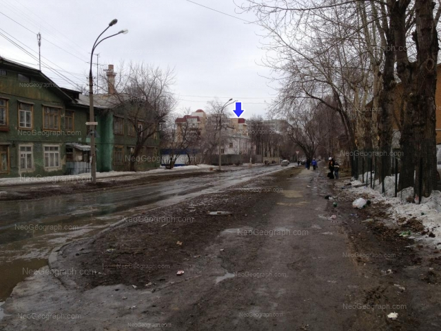 Адрес(а) на фотографии: улица Стачек, 27, 27б, 29, 34, Екатеринбург