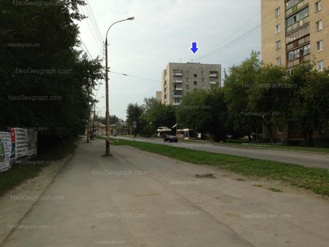 Адрес(а) на фотографии: улица Краснофлотцев, 51, 55, Екатеринбург