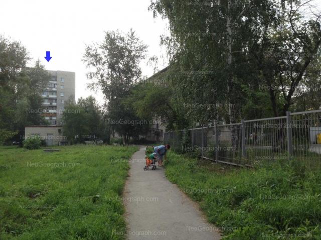 Адрес(а) на фотографии: улица Краснофлотцев, 49, 51, Екатеринбург