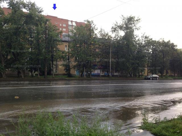 Адрес(а) на фотографии: улица Старых Большевиков, 29А, 31, 33, Екатеринбург