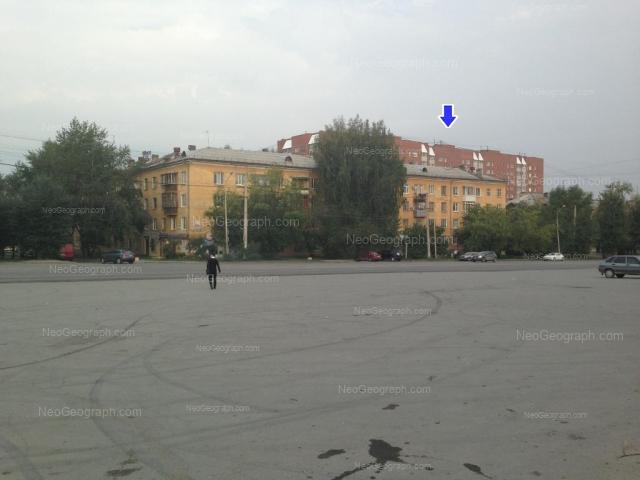 Адрес(а) на фотографии: улица Старых Большевиков, 27, 29А, Екатеринбург