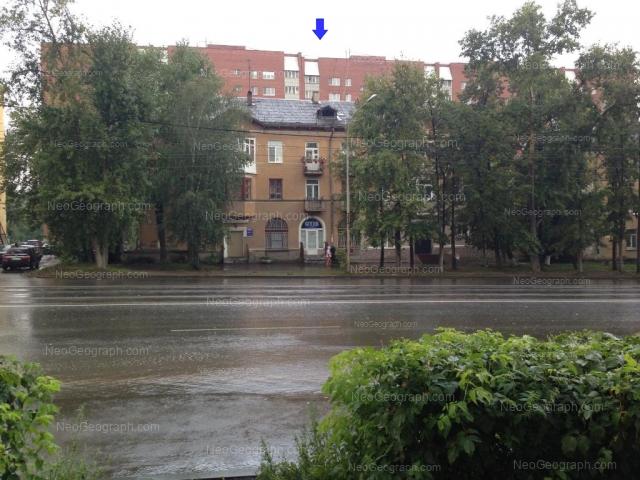 Адрес(а) на фотографии: улица Старых Большевиков, 29, 29А, Екатеринбург