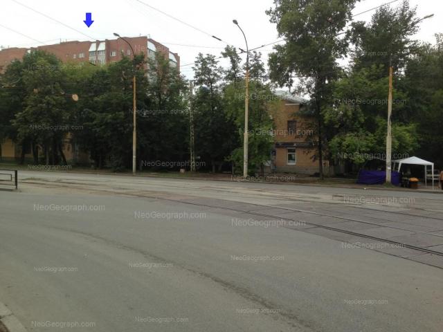 Адрес(а) на фотографии: улица Старых Большевиков, 29А, 35, Екатеринбург