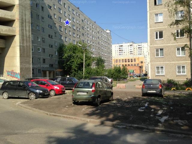 Адрес(а) на фотографии: Кировградская улица, 34, 40А, Екатеринбург
