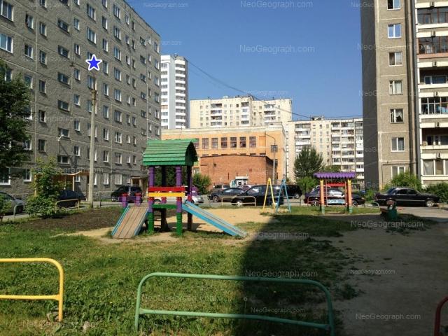 Адрес(а) на фотографии: Кировградская улица, 34, 40А, 42, Екатеринбург
