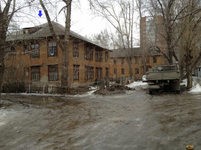 Адрес(а) на фотографии: улица Стачек, 32А, 32Б, Екатеринбург