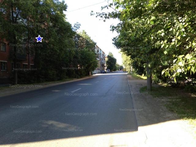 Address(es) on photo: 40-letiya Oktiabrya street, 32, 34, Yekaterinburg