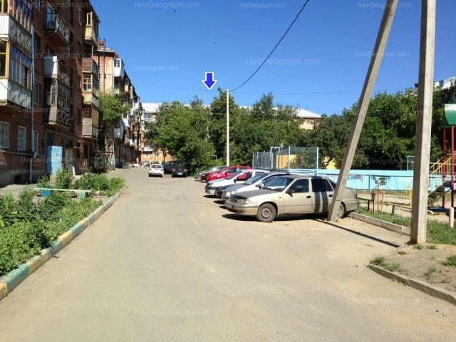 Address(es) on photo: 40-letiya Oktiabrya street, 32, 32А, Yekaterinburg