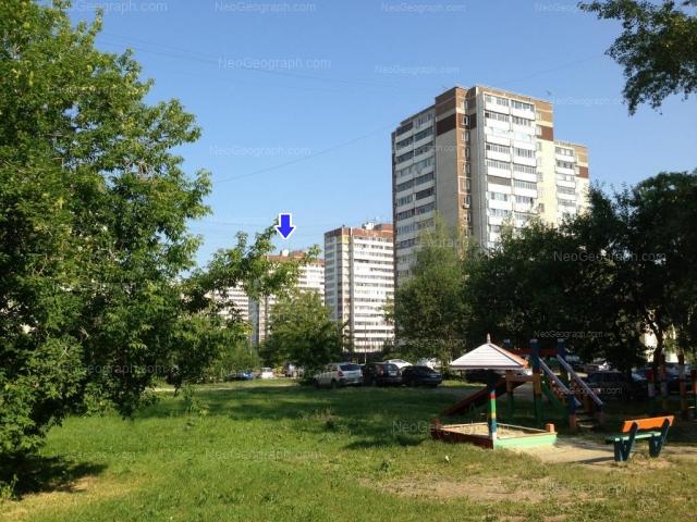 Адрес(а) на фотографии: улица Уральских Рабочих, 15, 17, 21, 23, Екатеринбург