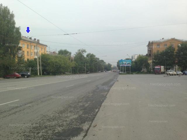 Адрес(а) на фотографии: улица Старых Большевиков, 24, 27, Екатеринбург