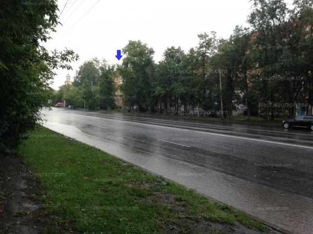 Адрес(а) на фотографии: улица Старых Большевиков, 27, 29, 31, Екатеринбург